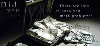 Math unsolved problems for prizes